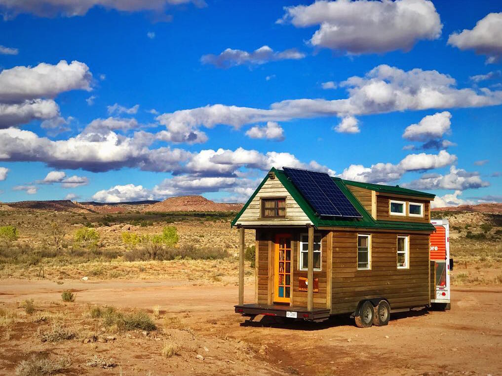 power your tiny home