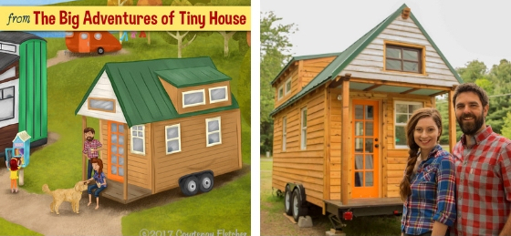 big adventures tiny house