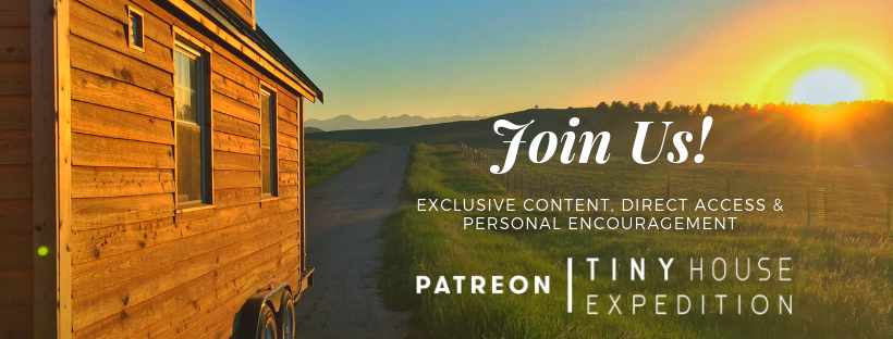 Join Us_Patreon_Tiny House Expedition