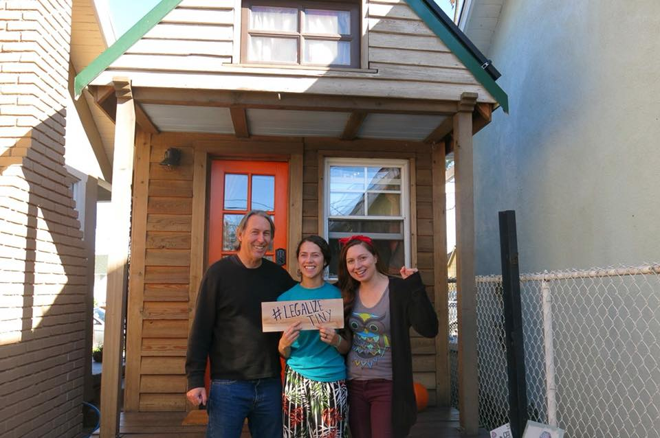 Tiny House Expedition Movable Tiny Houses Now Legal As Adus In