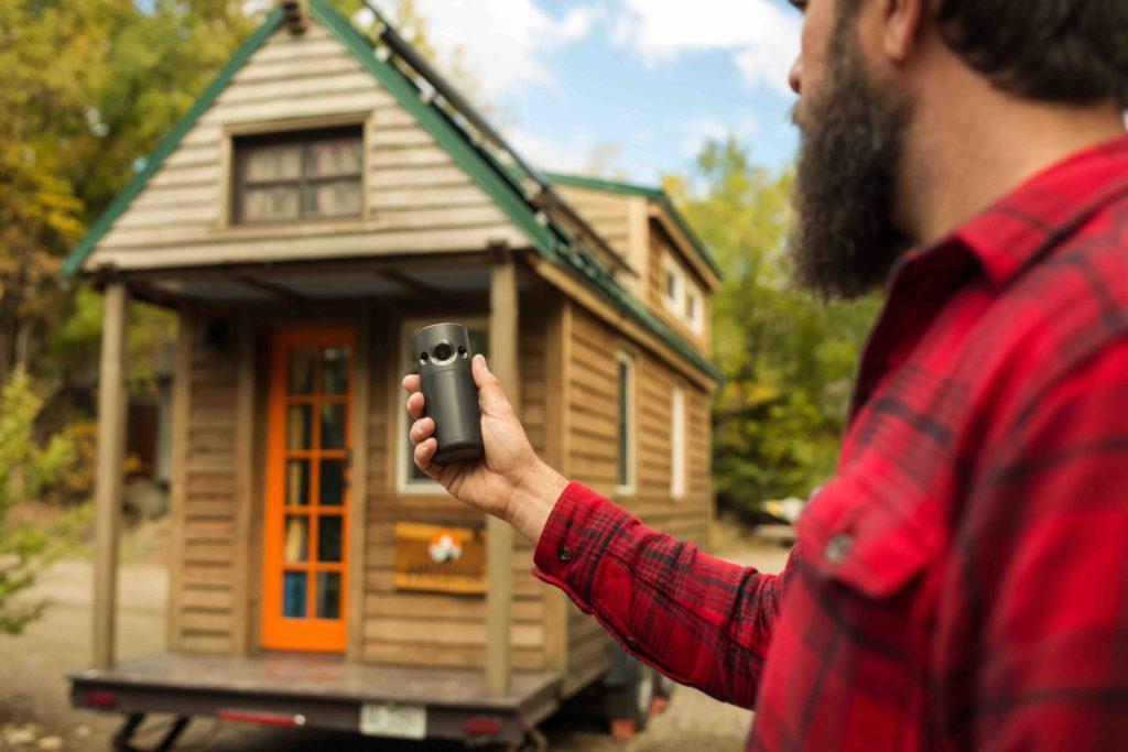 Tiny-house-security-camera-compressor