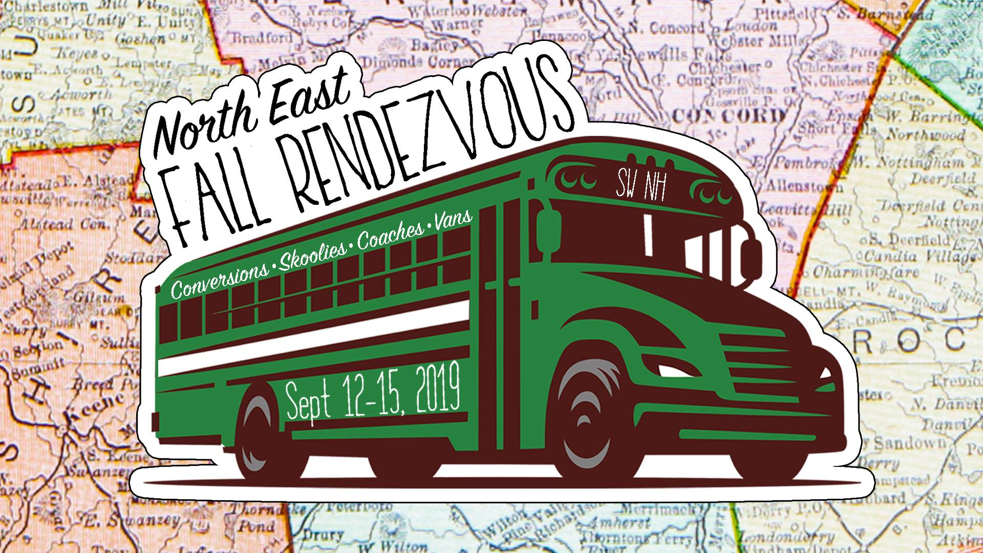North East Fall Rendezvous: Skoolie & Conversion Gathering
