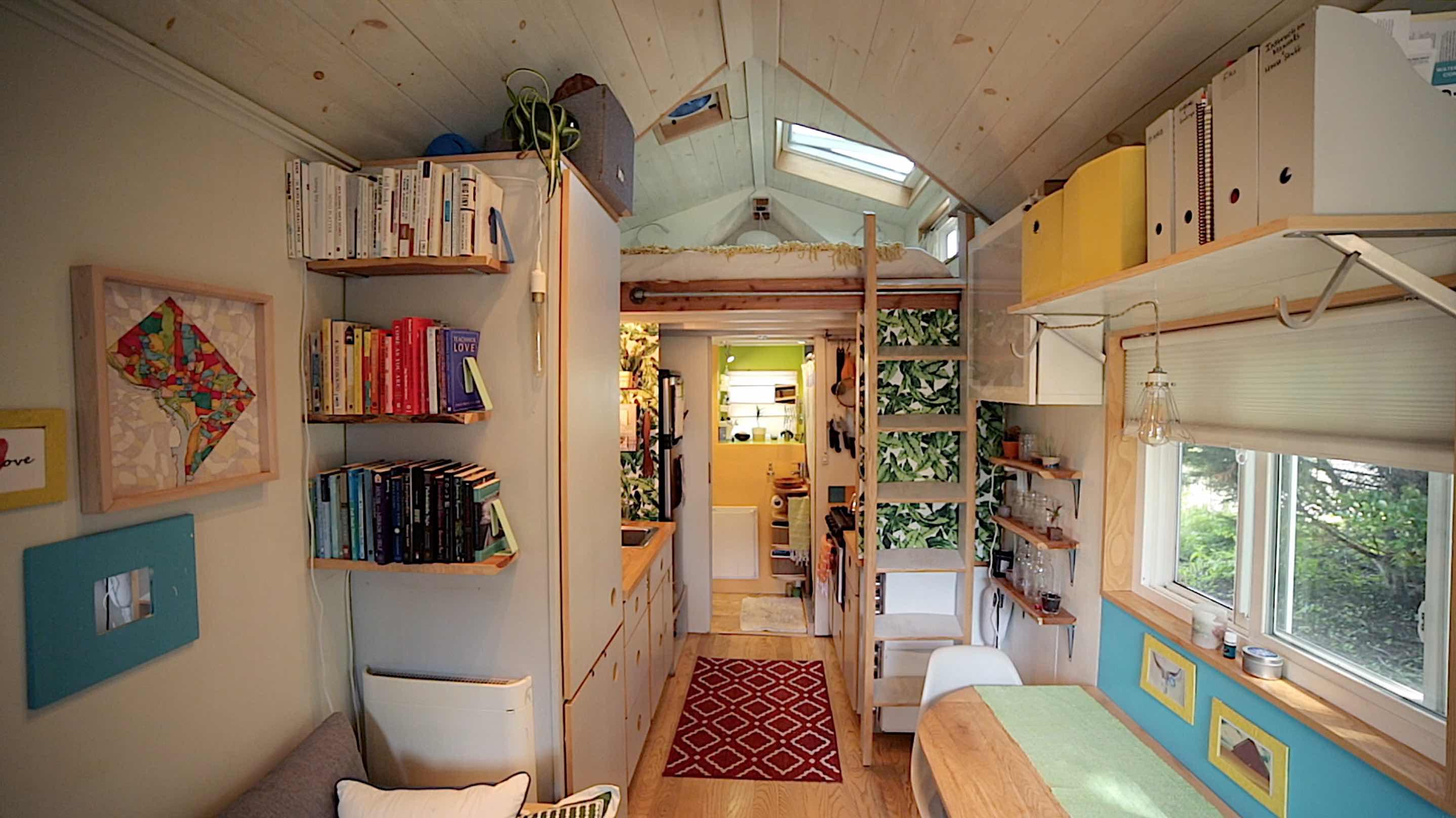 tiny house decor