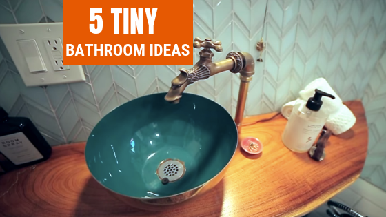 Tiny House Small Showers For Small Spaces.Tiny House Expedition Small Bathroom Inspo 5 Fabulous