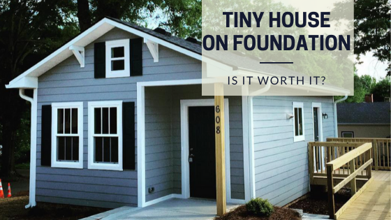 Tiny House Expedition Is Building A Tiny House On Foundation