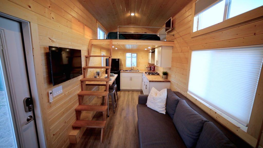 tiny house life