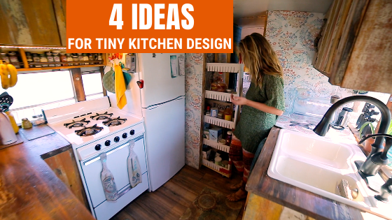 Tiny House Expedition 4 Small Kitchen Design Tips To Make The Most Of Your Tiny Space