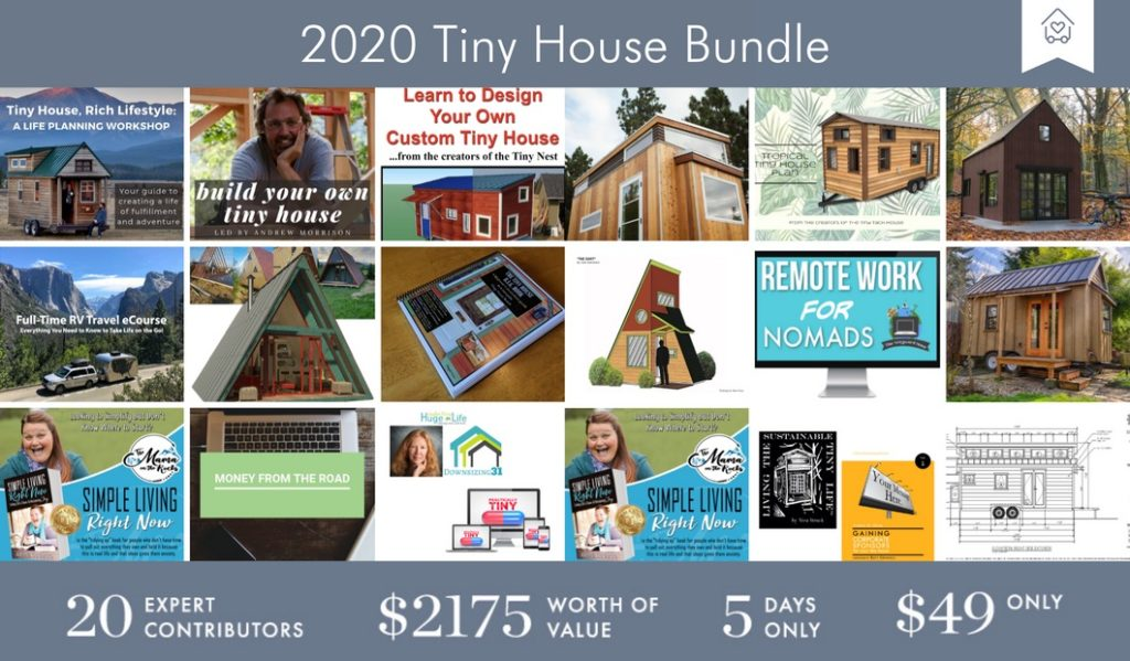 tiny house bundle sale