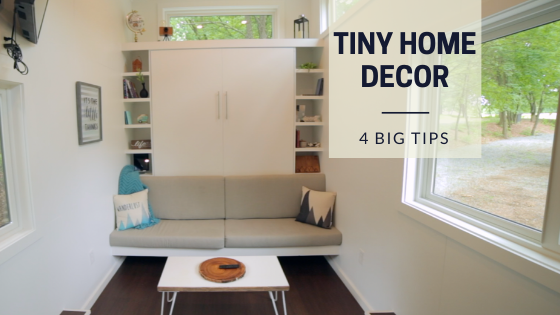 Tiny House Expedition 4 Things Nobody Tells You About Decorating A Small Space