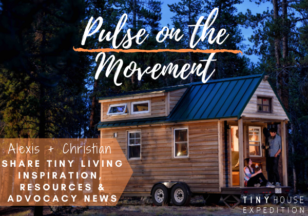 tiny house movement news