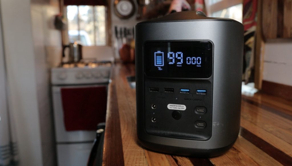 EcoFlow River, a portable generator option - click for review!