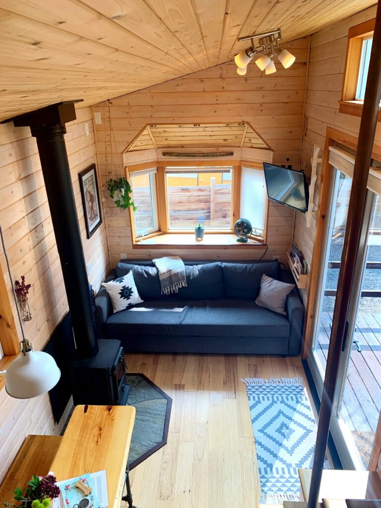 Airbnb tiny house