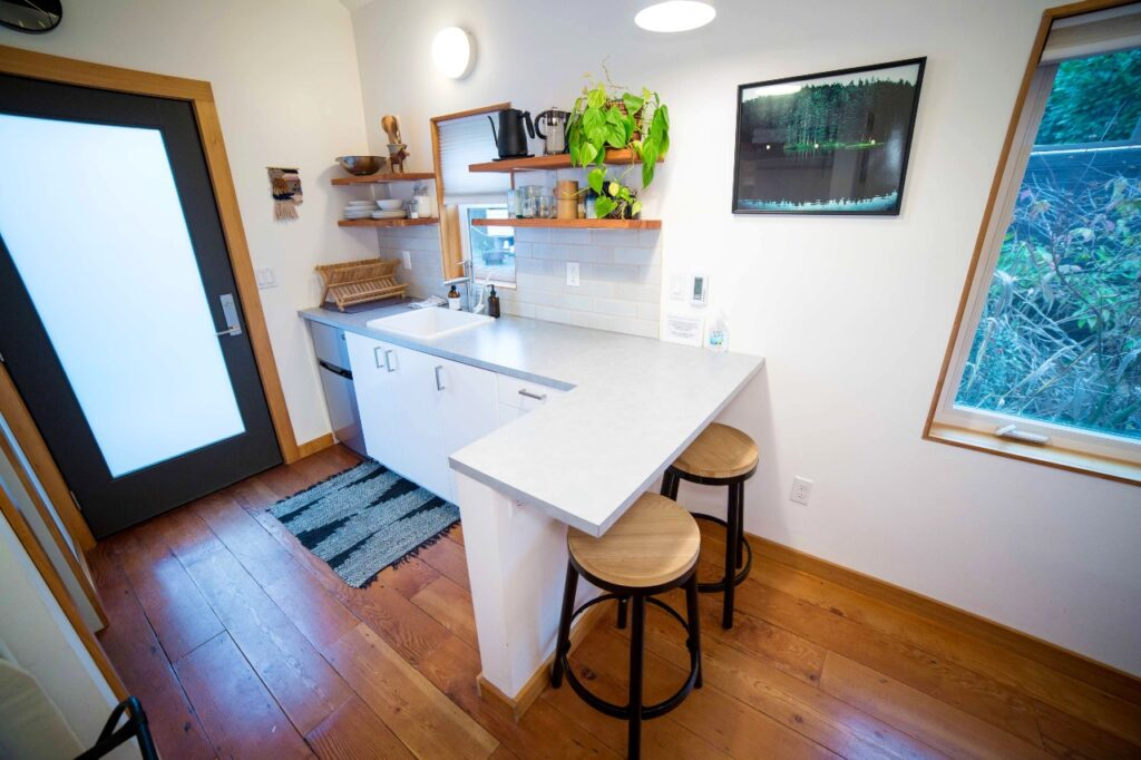 income generating tiny house