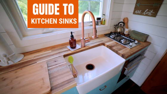 kitchen sink for tiny house