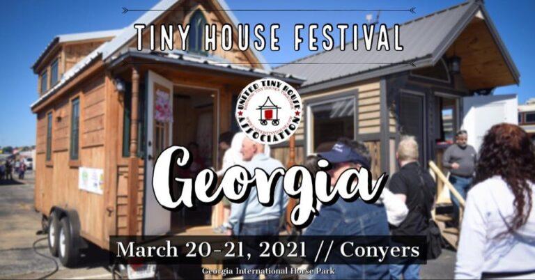tiny house festival 2021
