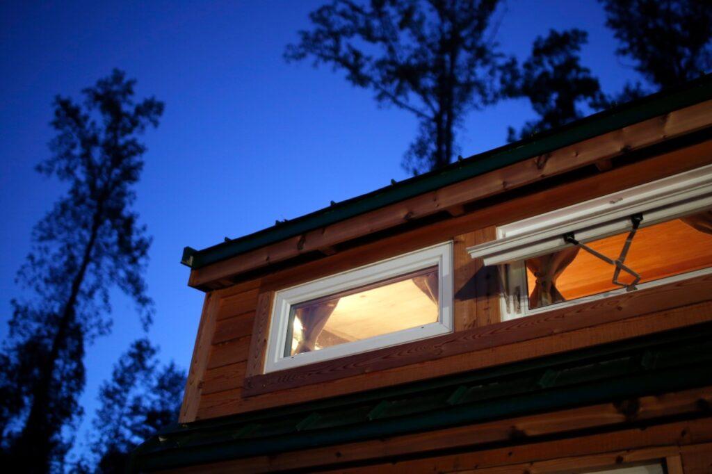 tiny home window options