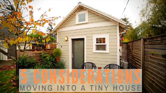foundation-based tiny house