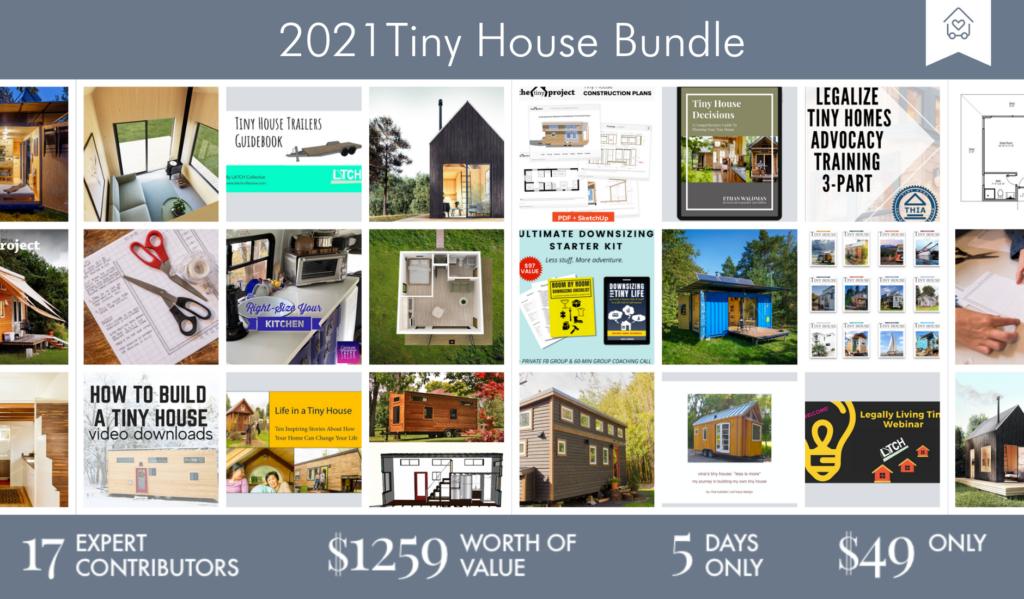 tiny house bundle sale