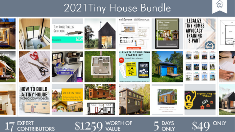 tiny house bundle