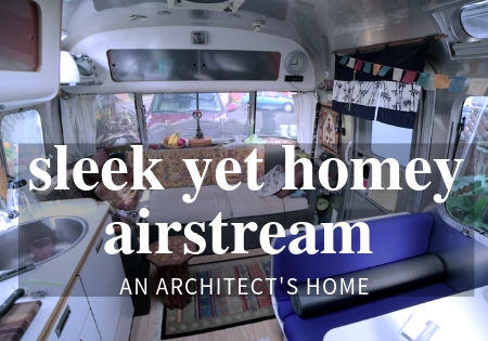 Airstream Tiny House Tour