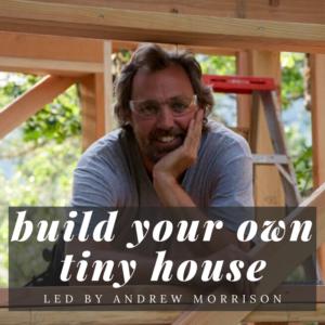 DIY tiny house building