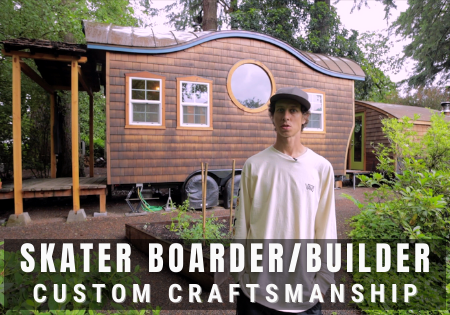 Handcrafted Tiny Home