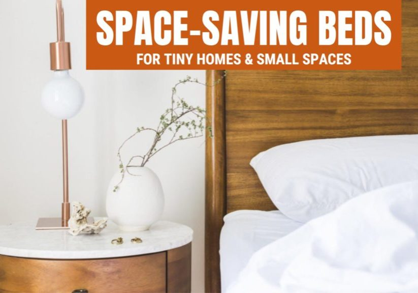 Small Space Living-Beds
