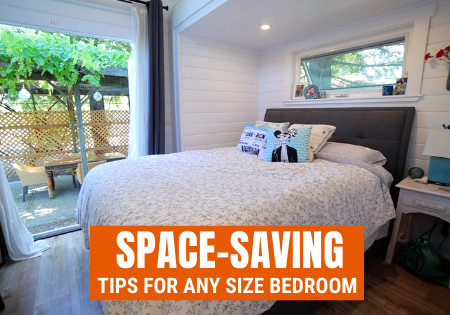Space-Saving Bedroom Solutions