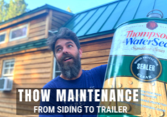 Tiny House Maintenance