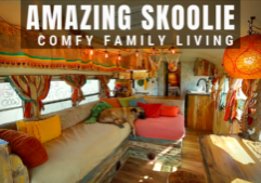 amazing skoolie tiny house_tour