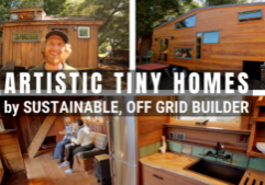 artisan tiny houses