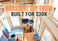 brilliant diy tiny house