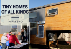 fresno tiny house expo tours