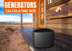 generators for tiny houses