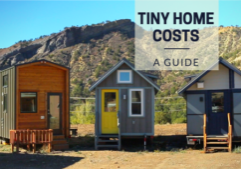 how much does a tiny home cost