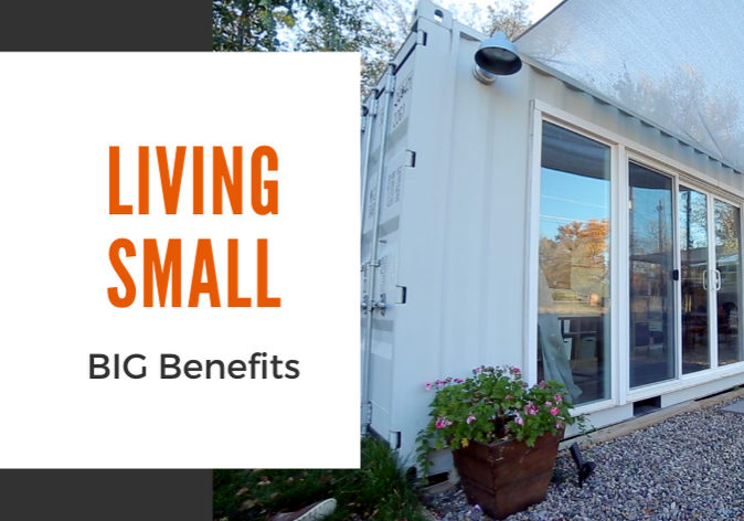 living small benefits