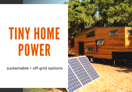 power your tiny home_off grid