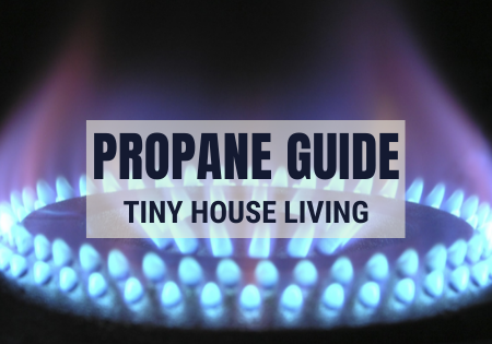 propane for tiny house