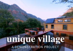 sedona tiny house village