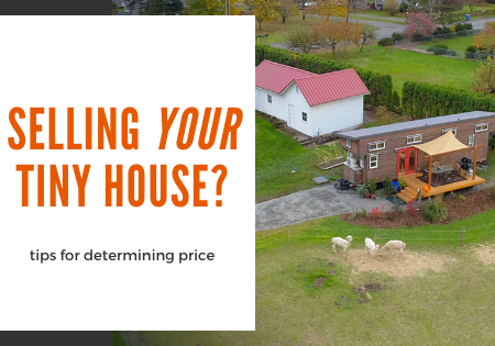 selling your tiny house