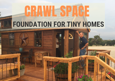 small house foundation