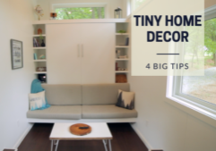 small space decor_tiny home design