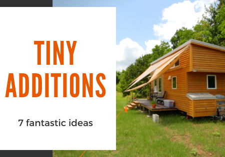 tiny home additions