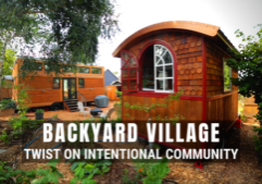 tiny home community portland or