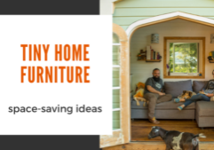 tiny home furniture