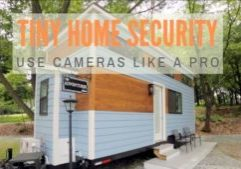 tiny home security