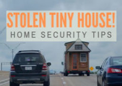 tiny home security tips
