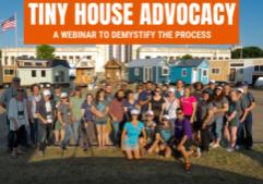 tiny house advocacy webinar_coalition