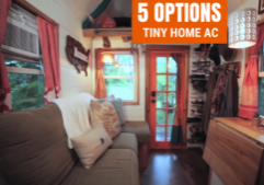 tiny house air conditioning