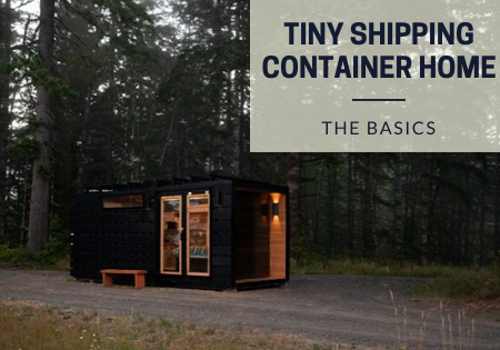 tiny house build_shipping container home